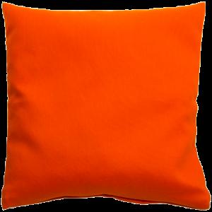 Zirbenkissen orange