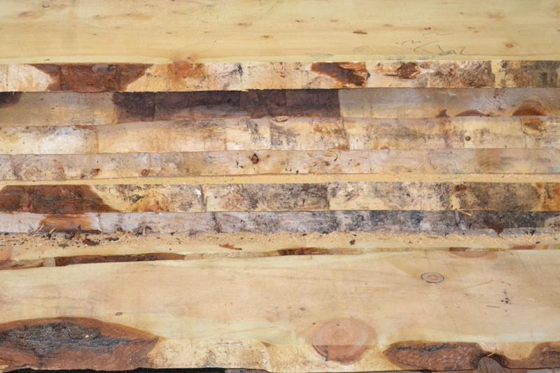 Zirbenholz unbearbeitet Schreinerei