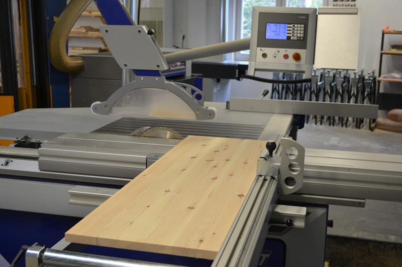 Zirbenholz Schreinerei Holz Sigi Produktion Teile Bearbeitung