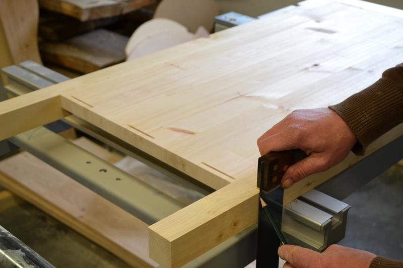 Zirbenholz Schreinerei Holz Sigi Produktion