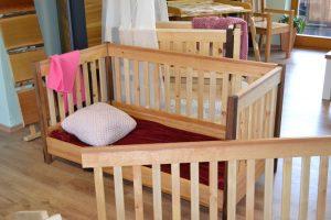Kinderbett Luise mit Zirbe